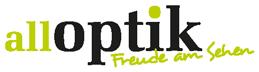 allOptik – Freude am Sehen | Günstige Brillen, Kontaktlinsen und Hörgeräte in Ihrer Nähe Logo